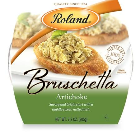 (6 Pack) Roland Bruschetta, Artichoke, 7.2 Oz