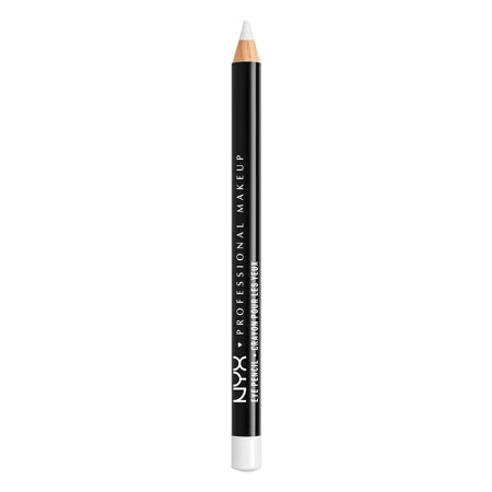 NYX Professional Makeup Slim Eye Pencil, White
