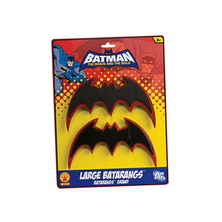 Batman Brave and Bold Batarang Halloween Costume Accessory](Brave Family Costumes)