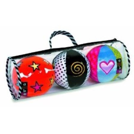 Kids Preferred Amazing Baby Sound Balls Multi-Colored ()