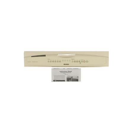 Kenmore Panel (W10243211 Kenmore Dishwasher Panel Cntl )