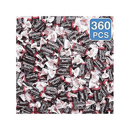 Tootsie Roll Tootsie Roll  Midgees, 360 ea (Tootsie Roll Colors)