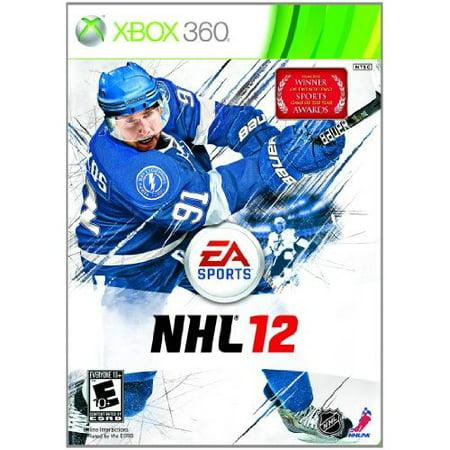 Refurbished NHL 12 For Xbox 360 Hockey