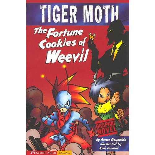 Tiger Moth: The Fortune Cookies of Weevil
