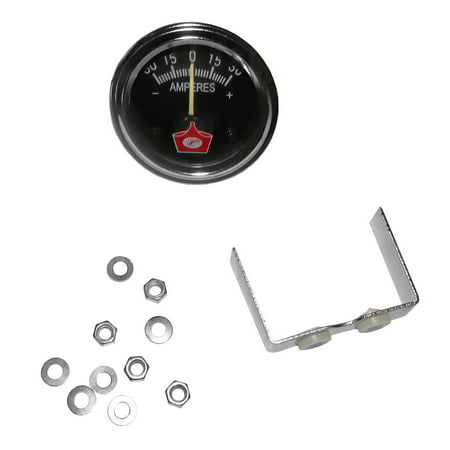 Tisco 70275840 Replacement Part For Tractor Part No: 70275840. Ammeter Gauge