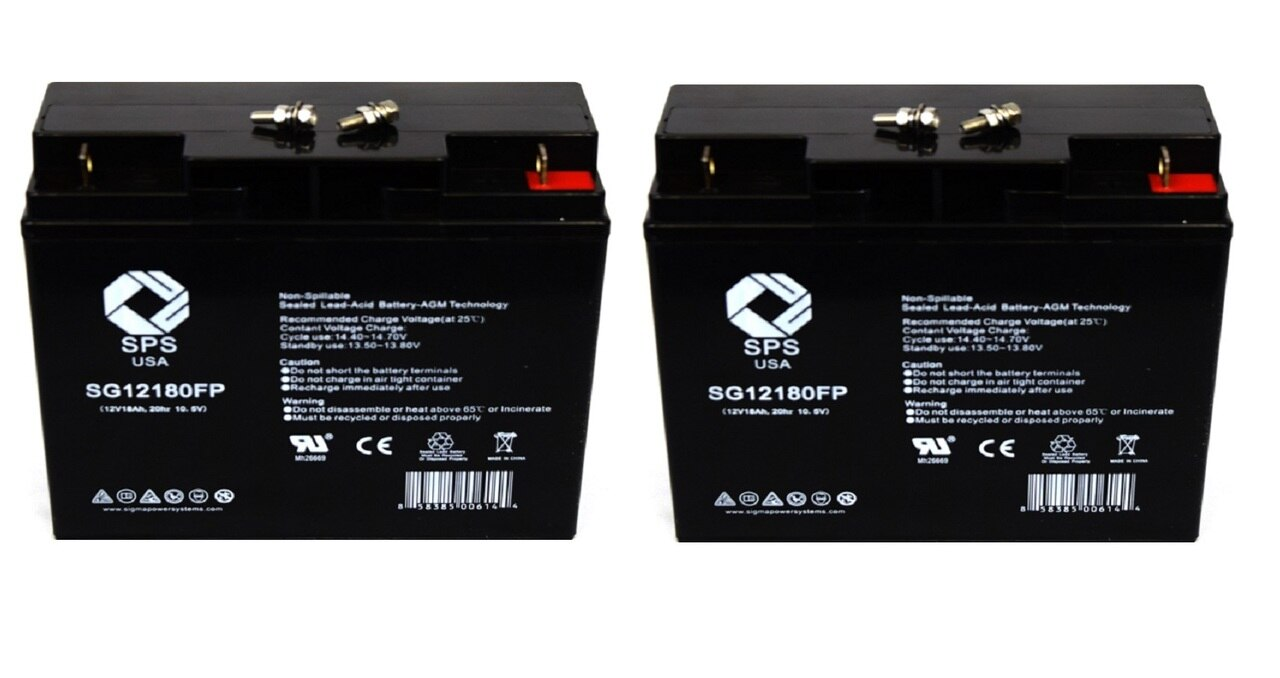 APC Back-UPS Back-UPS SUVS1400 12V 18Ah UPS Battery This is an AJC Brand Replacement