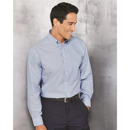 Van Heusen Long Sleeve Oxford Shirt (Van Heusen Big And Tall Dress Shirts)