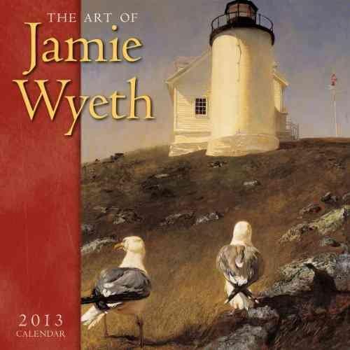The Art of Jamie Wyeth Calendar