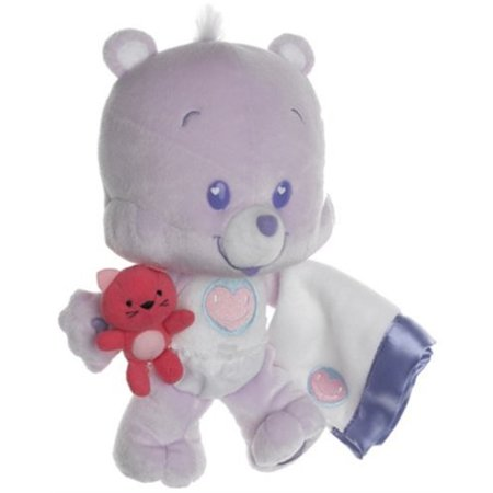 Wish Bear Care Bear (Care Bear Cubs: Wish Bear with Blanket &)