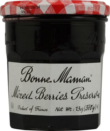 Bonne Maman Preserves Mixed Berries 13 oz by BONNE MAMAN