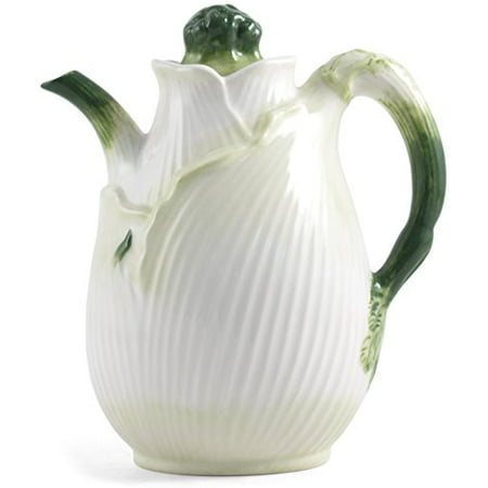 Pitcher Collectible (Gourmet Home Collection Ceramic Fennel Pitcher)