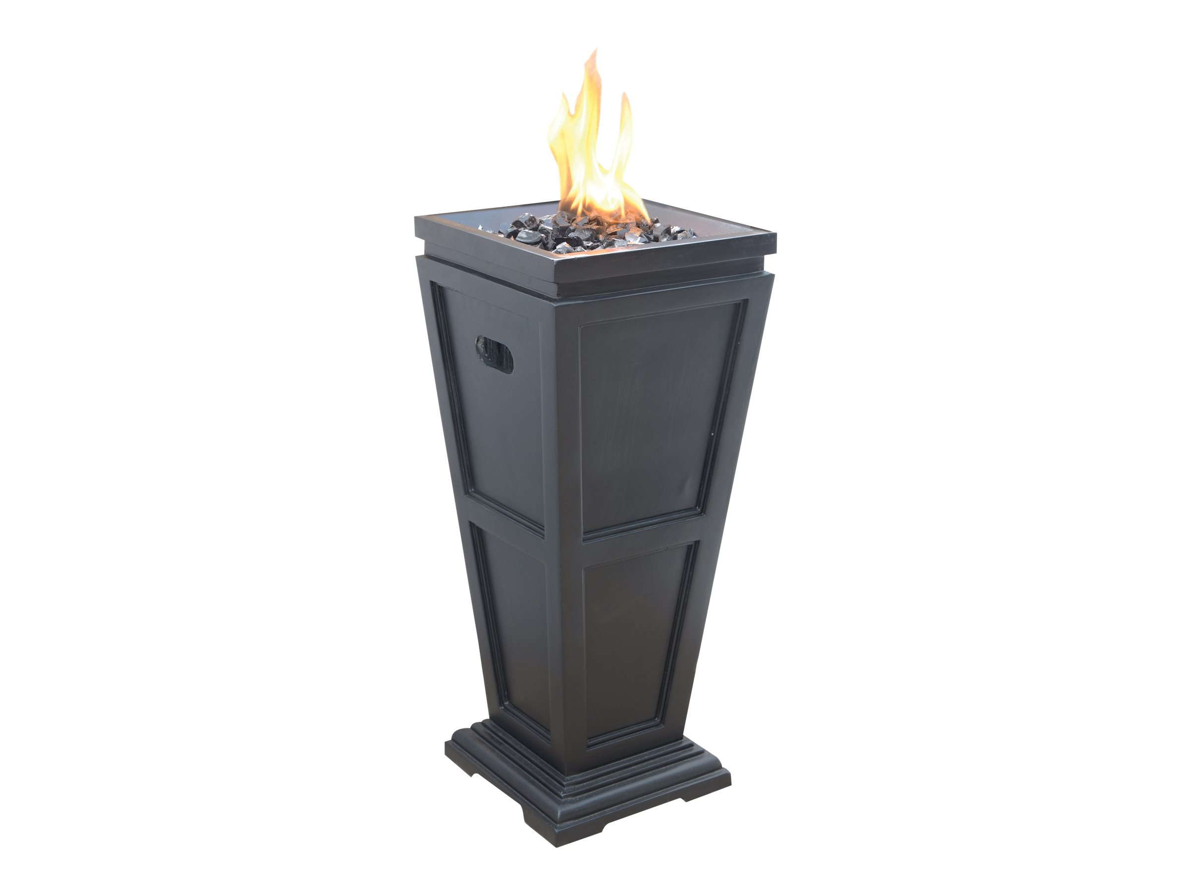UniFlame LP Gas Fire Pit Column, Medium - Walmart.com