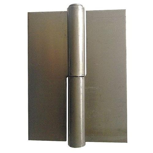 "Battalion 3HWD8 Natural 304 Stainless Steel 2-1/2""W Lift-Off Hinge"