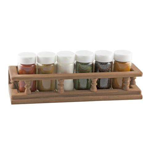SeaTeak 15 Jar Spice Rack by SeaTeak