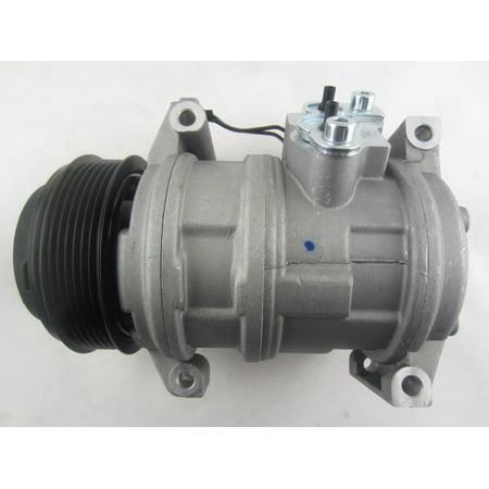 2009-2012 Chevrolet Traverse AC Compressor - image 1 of 1