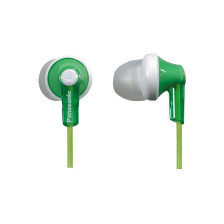 Panasonic ErgoFit Best in Class In-Ear Earbud Headphones -
