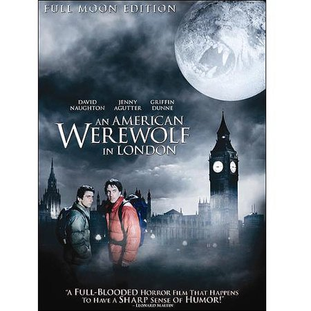 American Werewolf In London (Full Moon Edition) (2-Disc) (Anamorphic