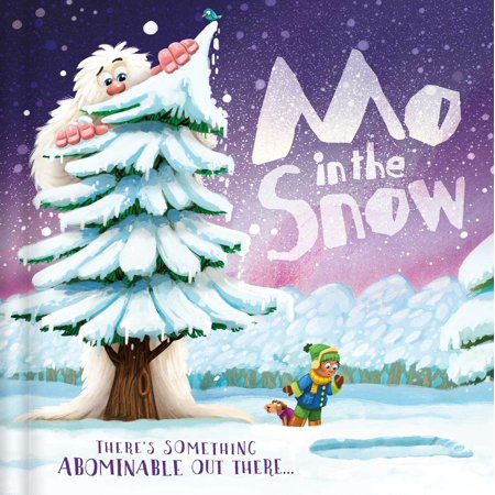 Mo in the Snow (Unicorn Snow)