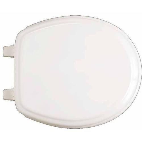 Church Nw209e10 Norwall Wood Round Toilet Seat White