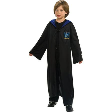 Morris costumes RU884541LG Ravenclaw Robe Child Large (Ravenclaw Robes)