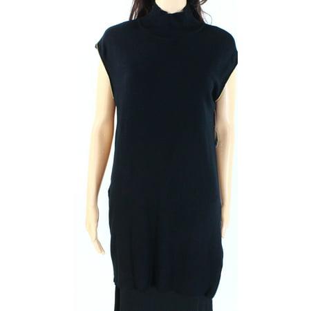 Womens Dress Zipper Trim Turtleneck Mock Sweater covid 19 (L/s Mock Turtleneck coronavirus)