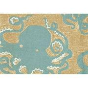Liora Manne Frontporch Octopus Area Rug