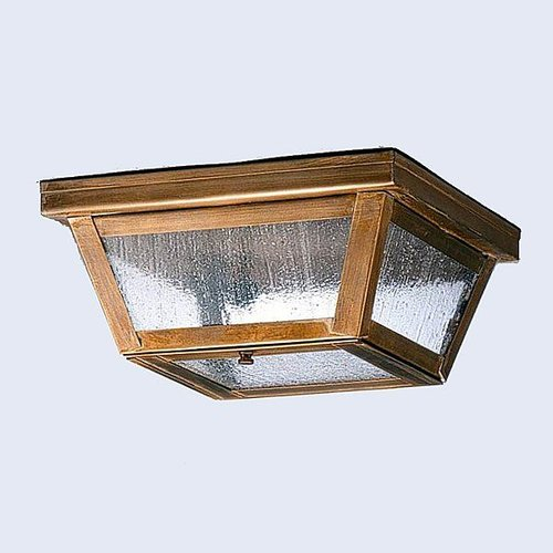 Northeast Lantern 4104 Williams Outdoor Close to Ceiling Light