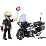 PLAYMOBIL Police Carry Case Vehicle Playset
