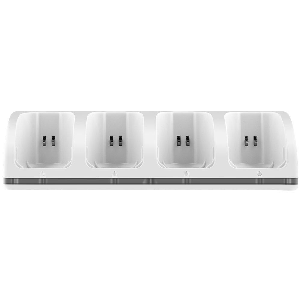 cocare c9 dual charging station with rechargeable batteri...