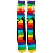 Lady Gaga  Rainbow Socks Multi