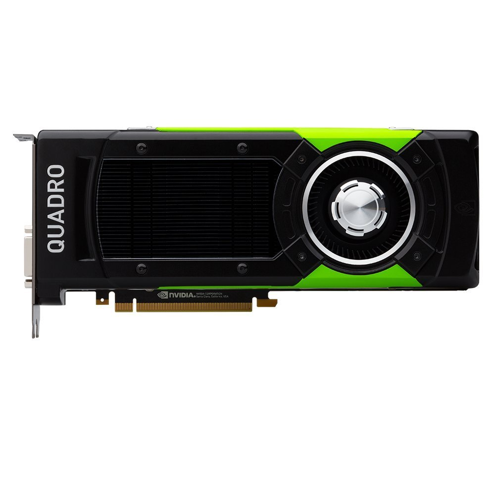 PNY Quadro P6000 Graphic Card 24 GB GDDR5 Full-height Dual Slot Space Required by PNY