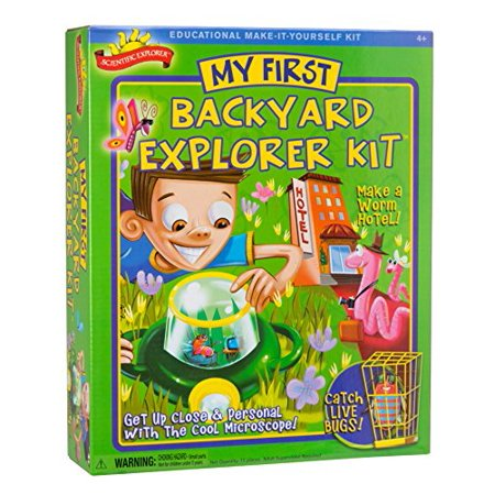 Scientific Explorer Backyard Kit - image 1 of 1