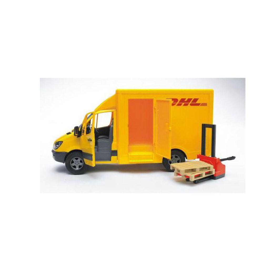 Bruder - 02534 | Commercial: Merceds Benz Sprinter DHL - image 1 of 3