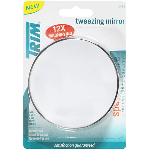 Trim Tweezing Mirror