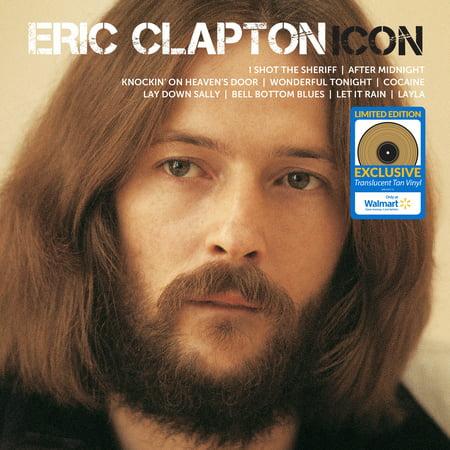 Eric Clapton - Icon (Walmart Exclusive) - Vinyl