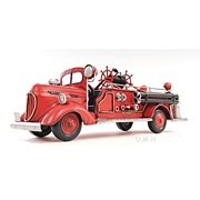 Old Modern Handicrafts 1938 Fire Engine Ford 1:40 Car