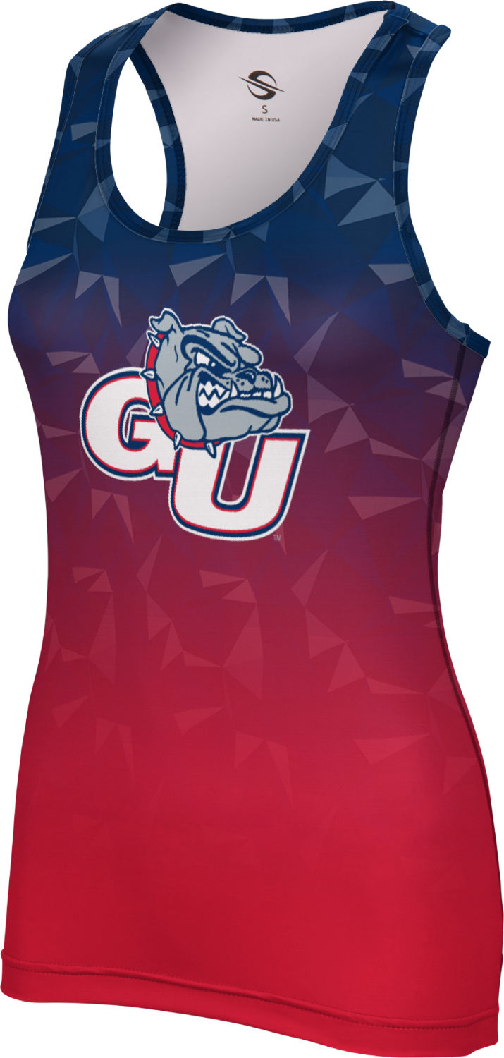 ProSphere Women's Gonzaga University Maya Performance Tank by
