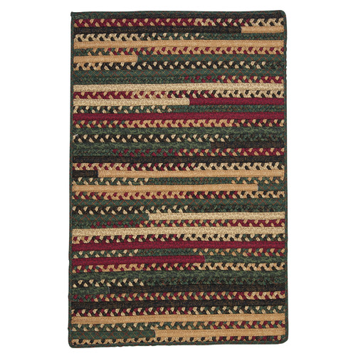 Colonial Mills Market Mix Rectangle Winter Area Rug