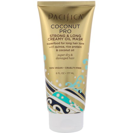 Pacifica  Coconut Pro  Strong   Long Creamy Oil Mask  6 fl oz  177 ml ()