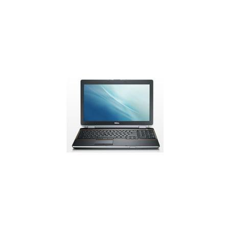 DELL Latitude E6520 Business Laptop - Intel Core i5 2520M (2.5GHz) 8GB / 500GB 15.6