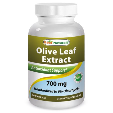 Best Naturals Olive Leaf Extract 700 mg, 90 Ct