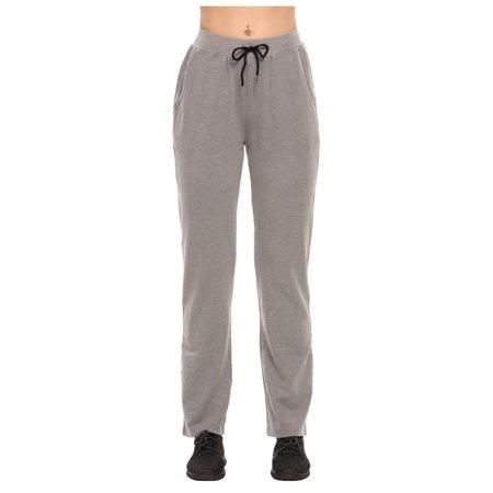 Women Fashion Drawstring Casual Sports Solid Jogger Sweatpants Sports Pants RllYE
