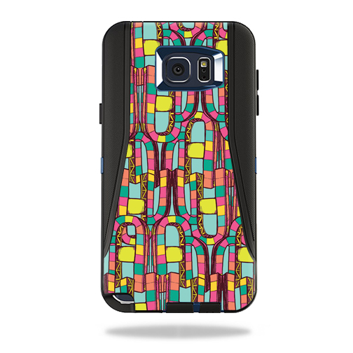 MightySkins Protective Vinyl Skin Decal for OtterBox Defender Samsung Galaxy Note 5 Case wrap cover sticker skins Color Bridge