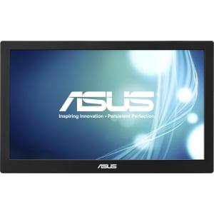- 15.6IN WS LED 1366X768 500:1 MB168B USB 3.0 SLVR BLK 11MS