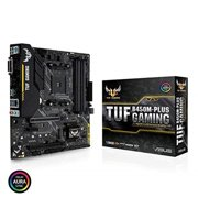 ASUS TUF B450 Gaming Motherboard AMD Ryzen 2 AM4 DDR4 HDMI DVI-D M.2
