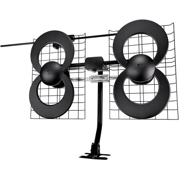 Antennas Direct(R) C4-V-CJM ClearStream(TM) 4V Extreme Range Indoor/Outdoor HDTV Antenna
