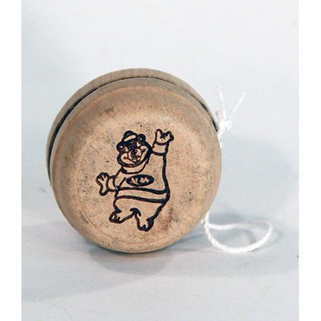 A&W Kid's Pack Toy Yoyo - Vintage Collectable wooden undersized yo-yo - NEW