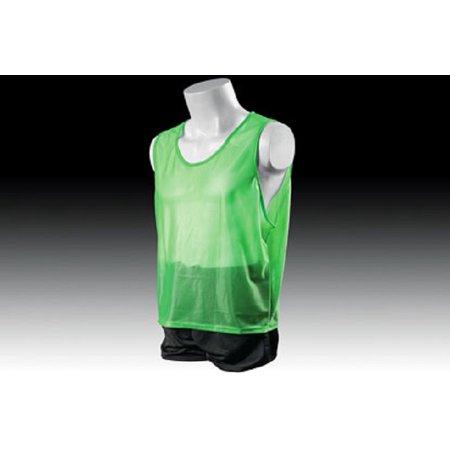 Kwik Goal Training Vests (Kwik Goal High Vision Deluxe Scrimmage Vest Green Adult)