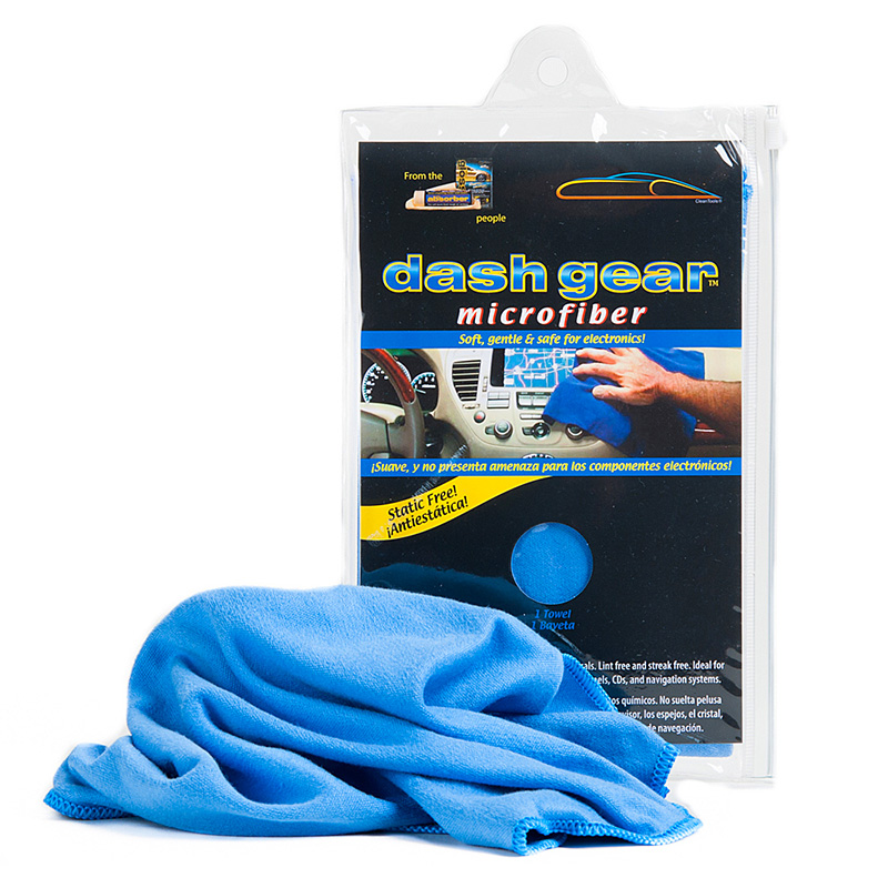 Absorber 87001 Dash Gear Interior Wipe: microfiber towel