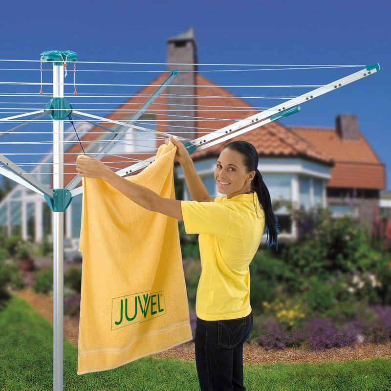 Novaplus 500 Umbrella Clothesline Dryer